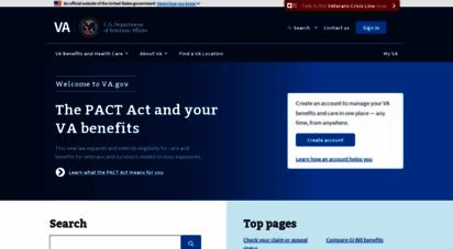 va.gov - va.gov home  veterans affairs