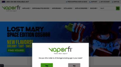 vaporfi.com.au - just a moment...