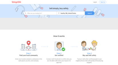 varagesale.com - varagesale: your online garage sale - buy and sell locally