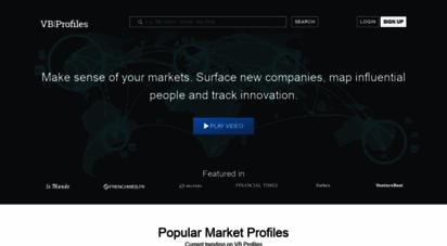 vbprofiles.com - discover relevant business information