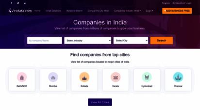 vcsdata.com - list of india top 100 companies,500 companies,1000 companies  list of companies in india  vcsdata.com