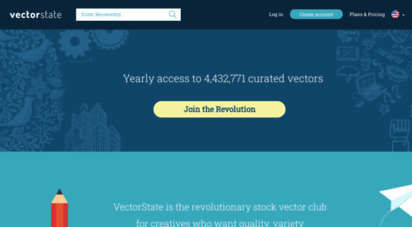 vectorstate.com - vectorstate  the stock vector club with 600,000 curated illustrations