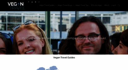 vegantravel.com - vegan travel eco-friendly compassionate travel blog - vegantravel.com