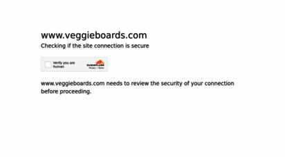 veggieboards.com -