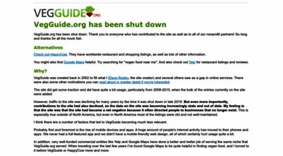 vegguide.org -