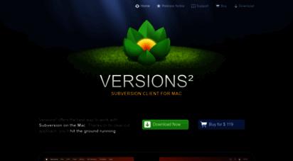 versionsapp.com - versions - mac subversion client svn