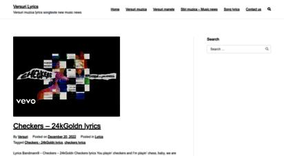 versuri-lyrics.info