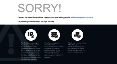 similar web sites like vesturizm.com.tr