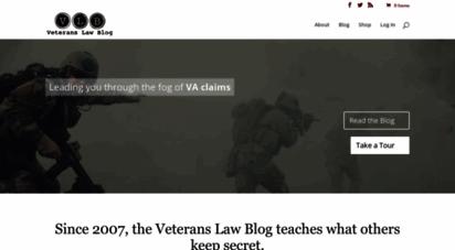 veteranslawblog.org -