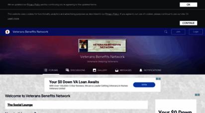 vetsbenefits.net - vbn -