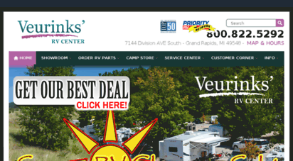 Rv Dealers In Grand Rapids Mi >> Welcome To Veurinksrv Com Grand Rapids Mi Rv Dealer