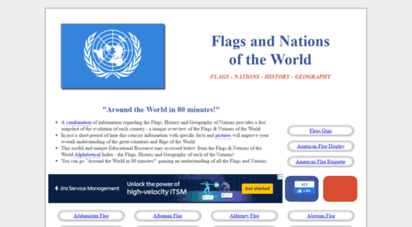vexillologymatters.org - flags and nations of the world