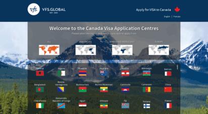 vfsglobal.ca - canada visa informations