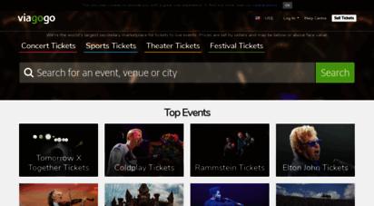 viagogo.nl - tickets - concert, sport & theater  viagogo ticket marktplaats