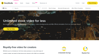 videoblocks.com - royalty free hd & 4k stock video clips - storyblocks