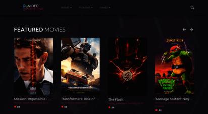 videodetective.com - video detective - movie trailers, game, tv, music videos