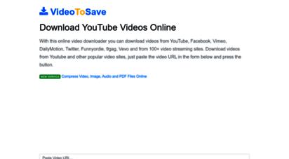 videotosave.com