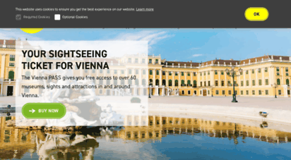 viennapass.com - vienna pss - your sightseeing pss to vienna