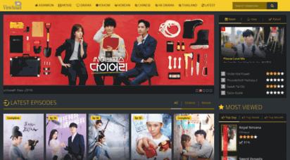 viewasian.tv - asian drama, movies and shows engsub viewasian