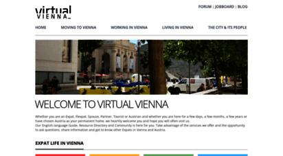 virtualvienna.net - virtual vienna
