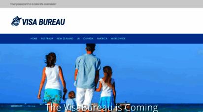 visabureau.com -