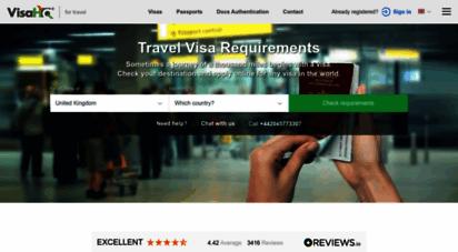 visahq.co.uk - visa services, u.k. - apply for travel visas online: fast service, easy requirements.