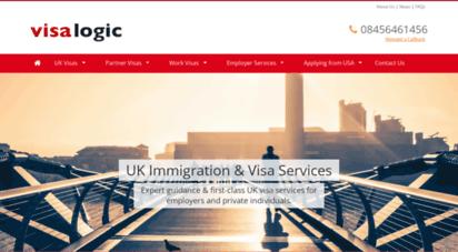 visalogic.net - uk visas & immigration consultants  visalogic