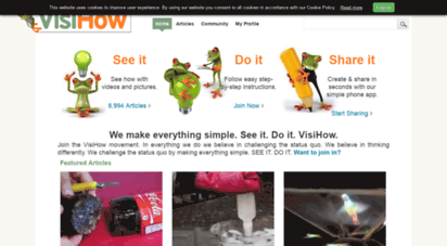 visihow.com - visihow - see it. do it.