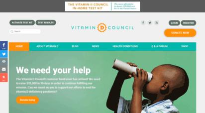 vitamindcouncil.org -