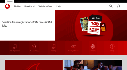 vodafone.com.gh - vodafone ghana » the world´s leading mobile telecommunications company