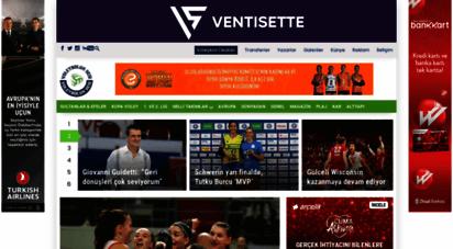 voleybolunsesi.com - türkiye ´nin en iyi voleybol haber portalı  voleybol haberleri