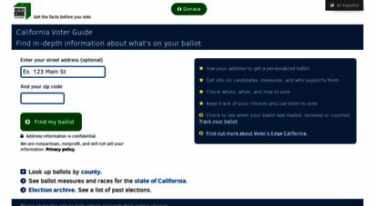 votersedge.org