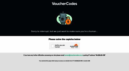 vouchercodes.co.uk - vouchercodes - exclusive discount codes & vouchers
