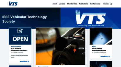 vtsociety.org - welcome to vehicular technology society