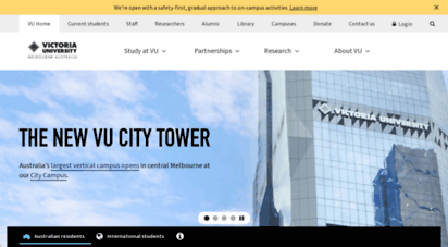 vu.edu.au -
