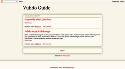 vuhdoguide.blogspot.com - vuhdo guide