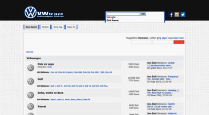 similar web sites like vwtr.net