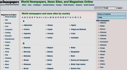 w3newspapers.com