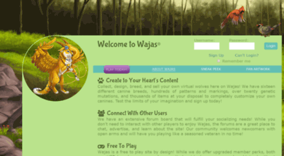 wajas.com - welcome to wajas&reg