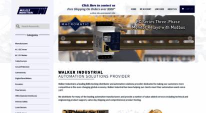 walkerindustrial.com - walker industrial