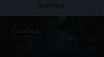 wanderlust.co.uk - wanderlust travel magazine - for people with a passion for travel  wanderlust