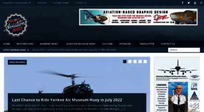 warbirdsnews.com - warbirds news - wwii - world war two - airplanes - fighters - bombers - museums