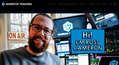 warriortrading.com