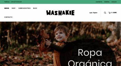washakieorganic.com - ropa organica bebe - washakie ropa de algodon organico