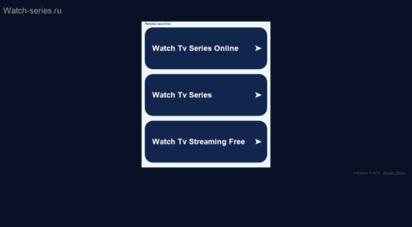 watch-series.ru - watch-series.ru