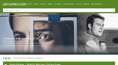 watchfrees.com - watchfree - watch movies online free