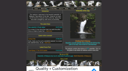 waterfallsofmalaysia.com - waterfalls of malaysia