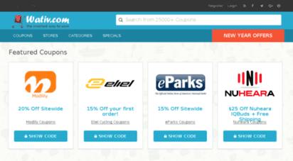 wativ.com - promo codes, coupons & discount deals by wativ.com