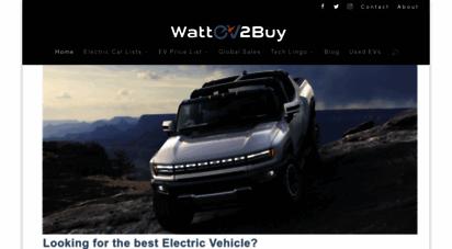 wattev2buy.com -