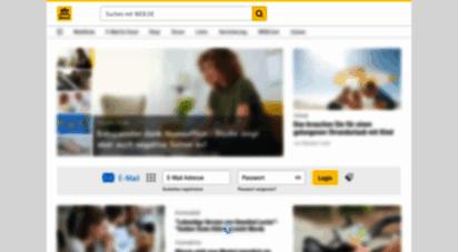 web.de - web.de - e-mail-adresse kostenlos, freemail, de-mail & nachrichten